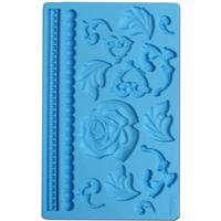 Wilton Baroque Designs Flexible Fondant & Gum Paste Mold