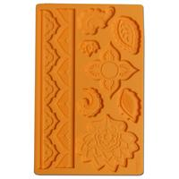 Wilton Global Designs Flexible Fondant & Gum Paste Mold