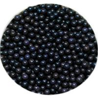 TBK 4mm Black Edible Pearls