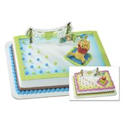 Decopac Winnie The Pooh Welcome Home Baby Cake Kit
