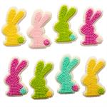 Wilton Bunny Silhouette Icing Decorations