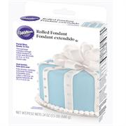 Wilton Ready-To-Use Pastel Blue Rolled Fondant