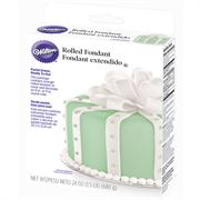 Wilton Ready-To-Use Pastel Green Rolled Fondant