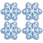 Wilton Snowflake Icing Decorations