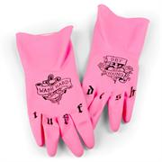 Fred Tuff Dish Gloves And Sponge
