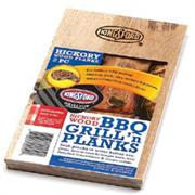 Kingsford Hickory Wood Grilling Planks, Set Of 2