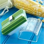 Fox Run Combination Corn Stripper And Desilker, Assorted Colors