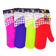 Zeal Steam Stop Silicone Oven Glove