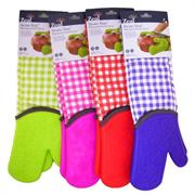 Zeal Steam Stop Silicone Double Oven Gloves