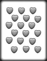 Hearts Hard Candy Pieces Candy Mold
