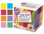 Wilton 8 Icing Colors Set