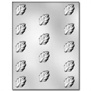 CK Products 1-3/8-in Leaf Chocolate Candy Mold