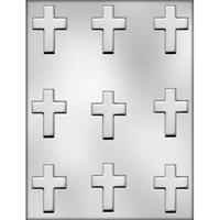 CK Products 2in Cross Chocolate Mold