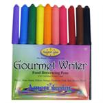 AmeriColor 10 Piece Food Writer Marker Set
