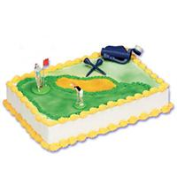 Bakery Crafts Female Golfer Cake Kit
