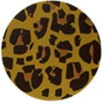 Leopard Print Transfer Sheet