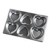 Wilton Mini Heart Pan
