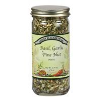 Lesley Elizabeth Basil, Garlic & Pine Nut Pesto Seasoning
