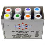 AmeriColor Soft Gel Paste Junior Food Color Kit