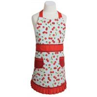 Now Designs Sally Apron, Cherry