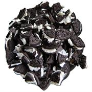 TBK Chocolate Sandwich Cookie Pieces - 12 oz.