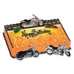 Bakery Crafts Harley-Davidson Cake Kit