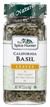 Spice Hunter California Basil .3 oz