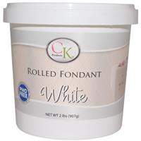 CK Products White Rolled Fondant