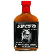 Colon Cleaner Hot Sauce, 5.7 Ounce