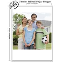 TBK Custom Printed Sugar Image