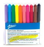 Ateco 10-pc. Food Writer Markers Set