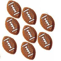 Wilton Football Icing Decorations