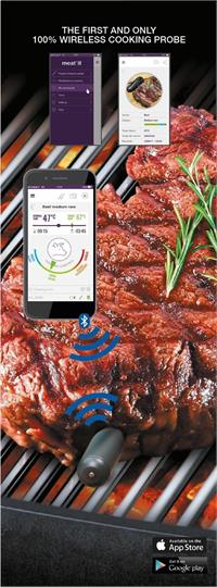 Meat It wireless cooking thermometer