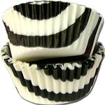 Black Zebra Mini #5 Baking & Candy Cup