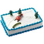 Bakery Crafts Field & Stream Snowmobile Cake Kit