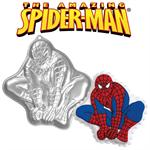 The Amazing Spider-Man Cake Pan
