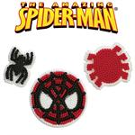 The Amazing Spider-Man Icing Decorations