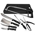 Weston 10 Piece Game Processing Knife Set