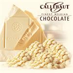 Callebaut Real White Chocolate