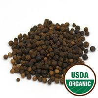 TBK Organic Black Tellicherry Peppercorns 2.67 oz.
