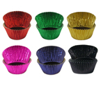 Mini Foil Baking Cups