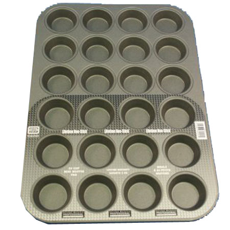 Chicago Metallic 24-Cup Mini Muffin Pan
