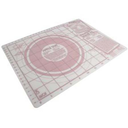 Pastry Mat with Measurements