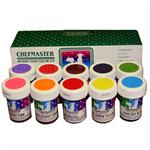 Chefmaster Senior Food Color Set