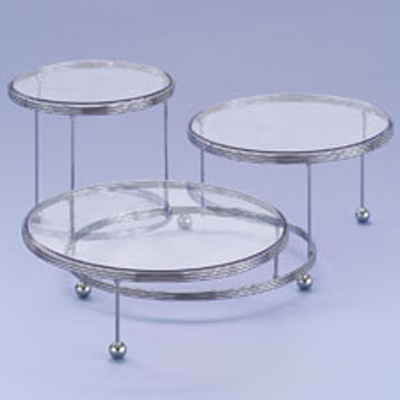 Wilton Cakes 'N More 3-Tier Party Stand