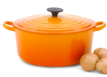 Le Creuset 5-1-2 Qt. Round French Oven