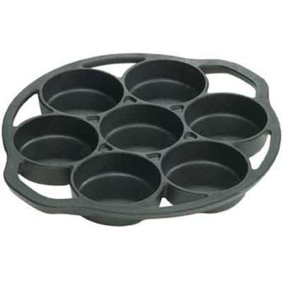 Lodge 7-Cup Drop Biscuit Pan