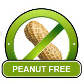 Guaranteed Peanut Free
