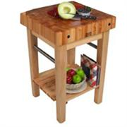TBK Kitchen Carts And Butcher Block Tables