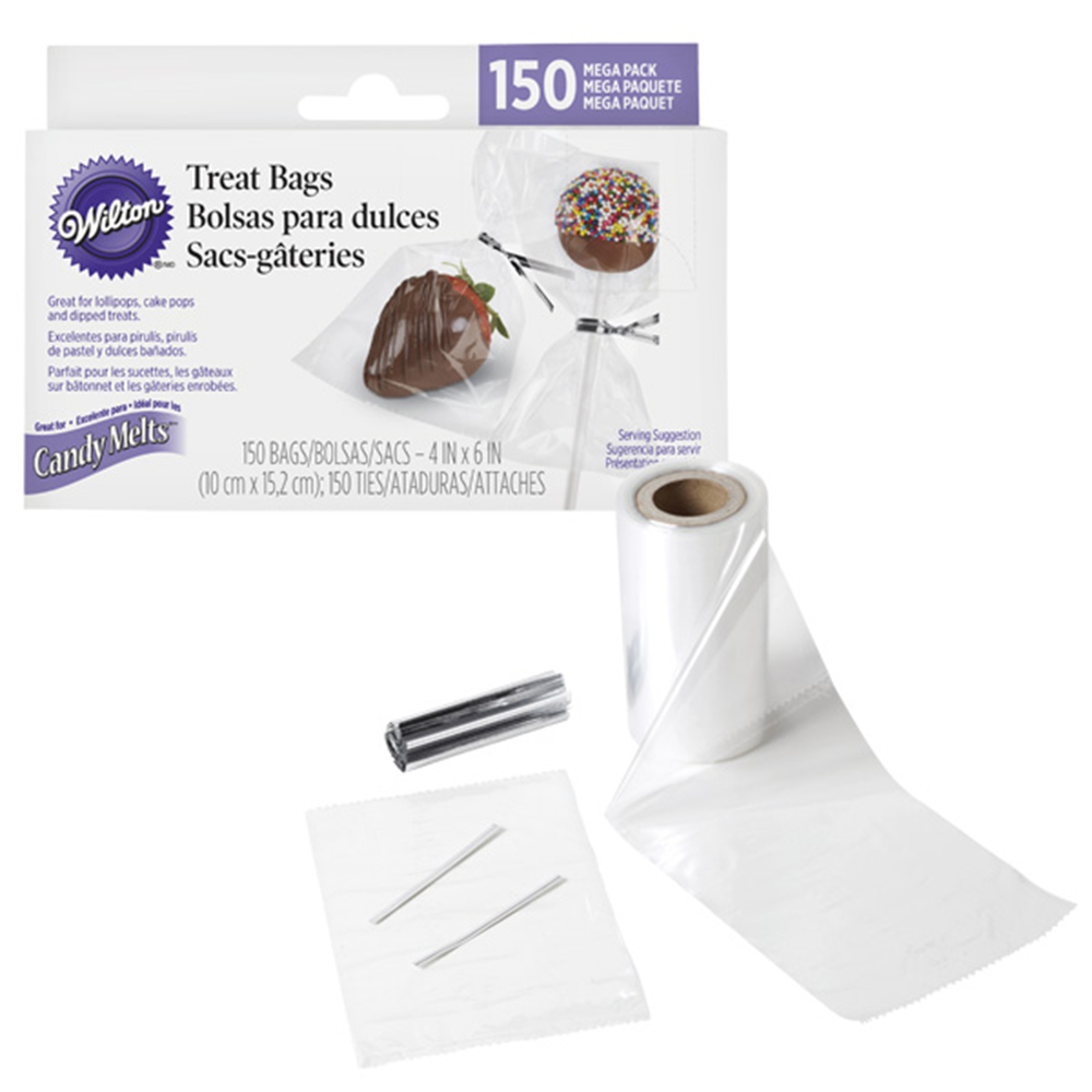 Wilton Treat Bags with Ties
